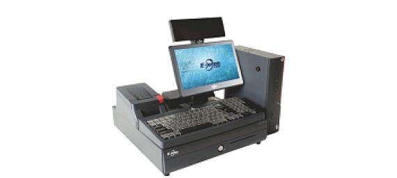 K1000系列分体式收款机
